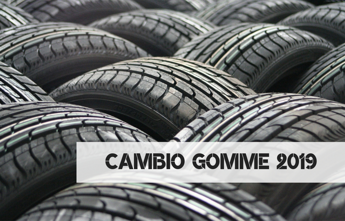 Cambio gomme 2019